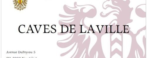 logo caves ville