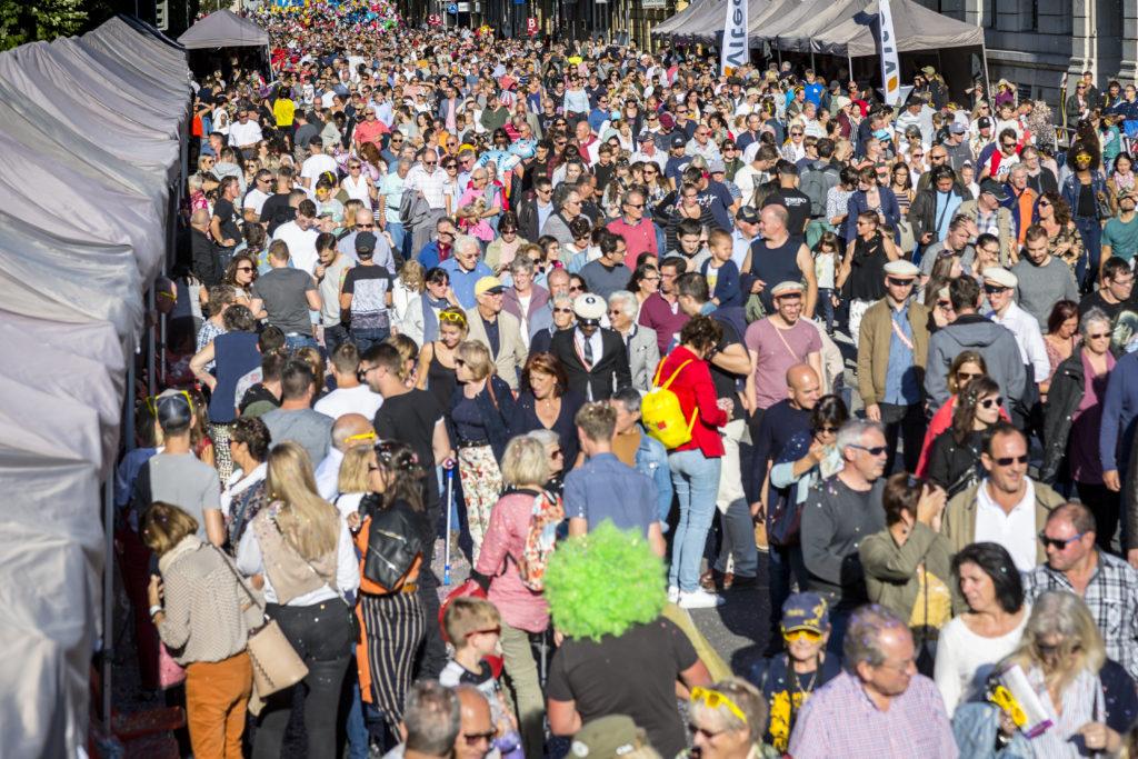 350 000 personnes à la fête des vendanges
